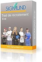 Test de recrutement en ligne