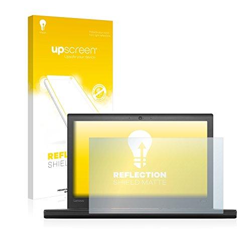 upscreen Entspiegelungs-Schutzfolie kompatibel mit Lenovo ThinkPad X260 – Anti-Reflex Bildschirmschutz-Folie Matt