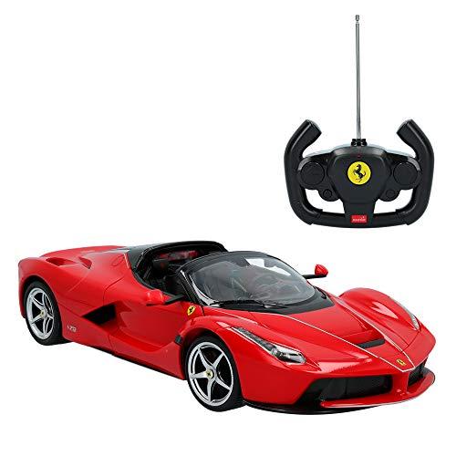 Rastar Coche radiocontrol Ferrari Laferrari Aperta, Escala 1:14 (Colorbaby 41270) , color/modelo surtido
