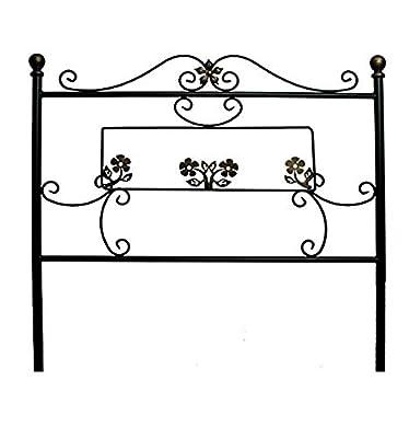 Cabeceros de forja para dormitorios con cama de 150 cm
