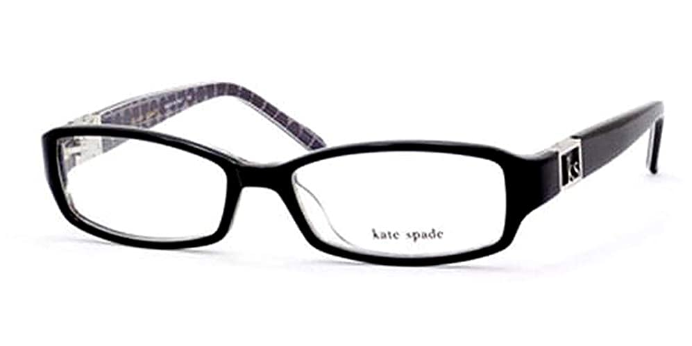 軽食ノミネート等Kate Spade Florence 0JDH Black/Gray Women's Eyeglasses