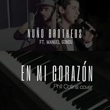 En Mi Corazon Viviras (feat. Nuño Brothers)