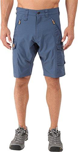 Fjällräven Herren Abisko Shorts, Uncle Blue, 46, F82833