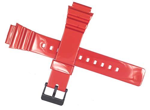 Cinturino originale Casio per orologio MRW-200HC-4BV MRW 200HC 200H ROSSO 10460283
