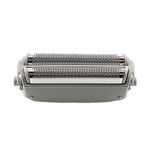 ES-RW30 - Lámina de repuesto para afeitadora eléctrica de doble hoja en húmedo y seco, compatible con ES4000 ES4001 ES4027 ES4033 ES4815 ES4033 ES4815 ES723 ES724 ES725