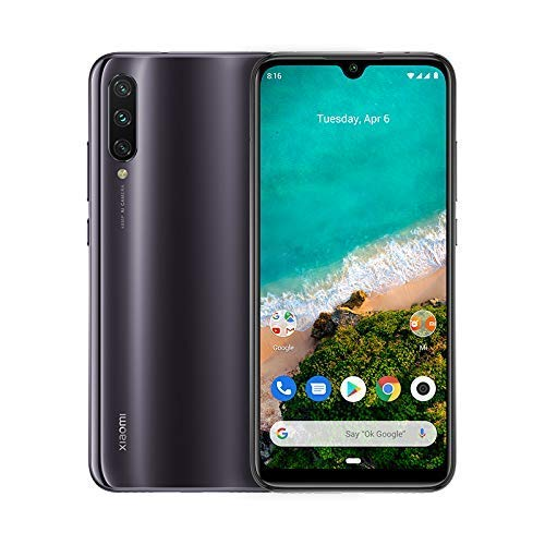 Xiaomi A3 4+128Gb Grey EU