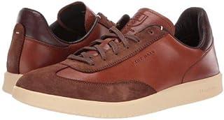 [コールハーン] メンズ 男性用 シューズ 靴 スニーカー 運動靴 Grandpro Turf Sneaker - British Tan Tumbled/British Tan Suede [並行輸入品]