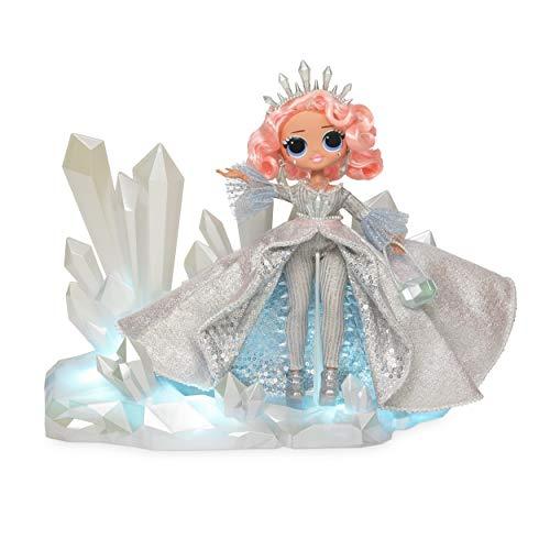 L.O.L. Surprise! 562634E7C O.M.G. Fashion Doll Winter Disco Christal Star Collector Edition 2019, Ankleide-...