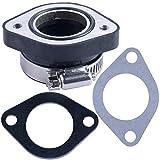MRELC Intake Manifold Carburetor Boot Compatible with Yamaha TTR SSR 125CC Minibike Dirt Bike Motorcross
