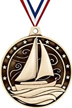 sailing trophies and medals