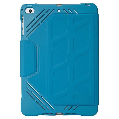 Targus THZ59502GL 3D Protection Case für iPad mini 4,3,2,1 - Blau
