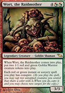 Magic: the Gathering - Wort, the Raidmother - Shadowmoor