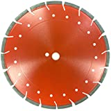 VORTICE WTRC Heavy-Duty 14 inch Supreme Quality Dry/Wet Cutting Diamond Blades for Concrete Asphalt Masonry Stone (14')