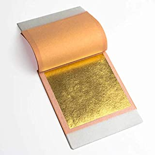 24k Gold Leaf Booklet (25 sheets /Transfer Type (Patent)