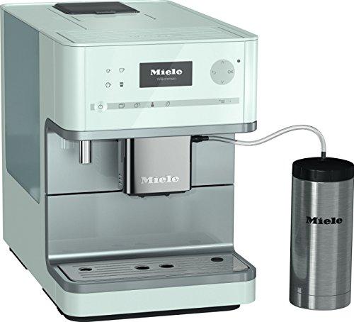 Miele CM6350GRGR–Cafetera automática blanco loto