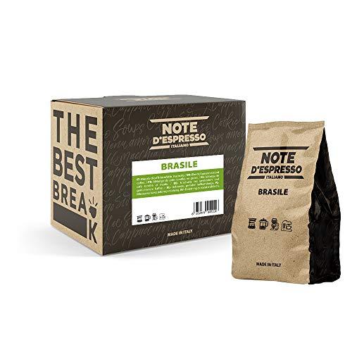 Note D'Espresso, Brasile, Caffè Filtro, Confezione da 4 X 250g