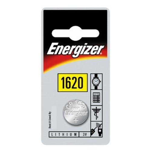 Energizer CR1620-C1 Knopfzelle Lithium kardiert 1 Batterien