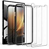 Screen Protector Samsung Galaxy S8 | Film Tempered Glass | Scratch Resistant Impact Shield Glass | Case Friendly | Anti Fingerprint