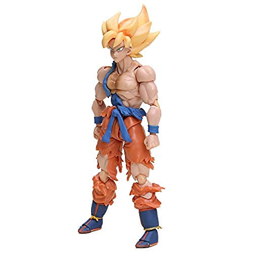 UanPlee-SC Geschenk Dekofigur Super Saiyano Gohan Goku Vegetto Vegeta Badehose Piccolofigur Dragon Ball Z Actionfigur Kollektion Modell Puppe