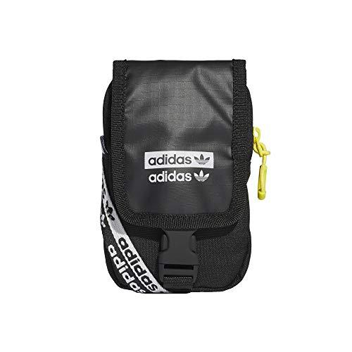 Adidas RYV Map Festival Bag - Bolso bandolera, color Negro, talla Einheitsgröße