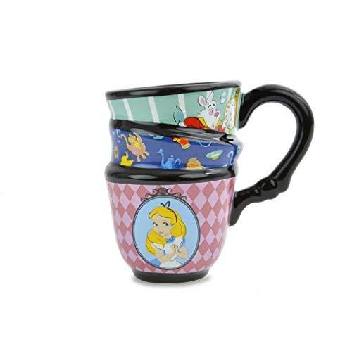 Ideal zu Hause Tasse Disney 3D Alice im Wunderland 280 ML