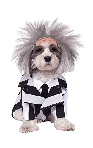 Rubie's Beetlejuice Pet Costume, Medium