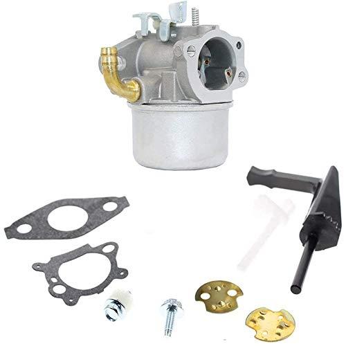 COSCANA Replacement Of 591299 Carburetor Kit Compatible for Briggs-Stratton Intek 121312-0144-E1 Lawn Mower Carburetor Engine