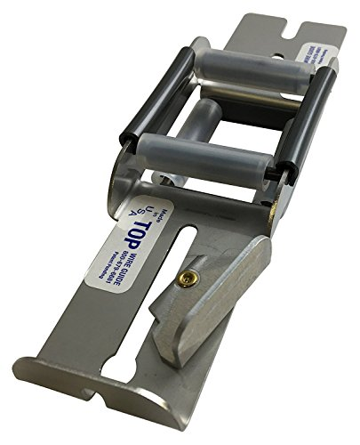 Bergstrom Manufacturing TOP Wire Guide Junction Box Pulling Tool For Wire, Fiber, Cat 5, Cable, Fish Tape