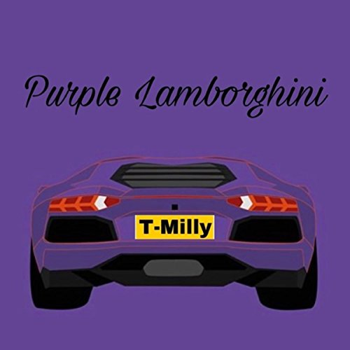 Purple Lamborghini [Explicit]