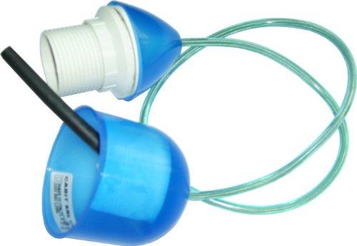 Energaline 70713 adapter voor flessen, E27, blauw