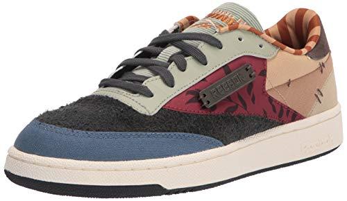 Reebok Club C 85 Sneaker, gravel/classic white/beige