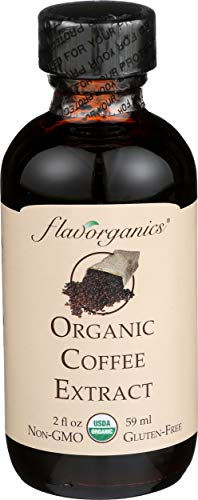 Flavorganics Organic Coffee Extract, 2 Ounce
