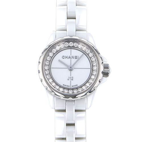 シャネル CHANEL J12 XS H5237 ホワイト文字盤 新品 腕時計 レディース (W178382) [並行輸入品]