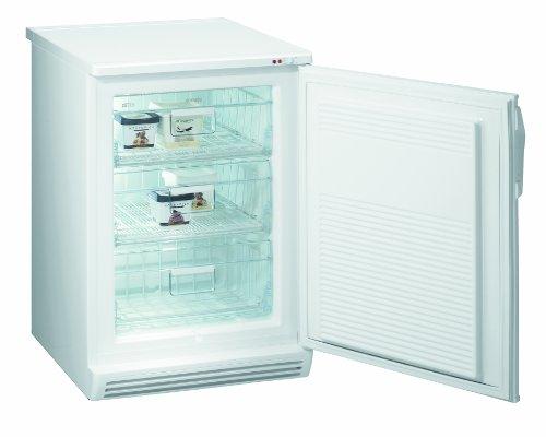 Gorenje F6092AW Gefrierschrank / A++ / Gefrierteil: 83 L / weiß / Quick Freeze / Kontrollarmatur mit Warnkontrollleuchte und Temperaturindikator / Eco Top Ten