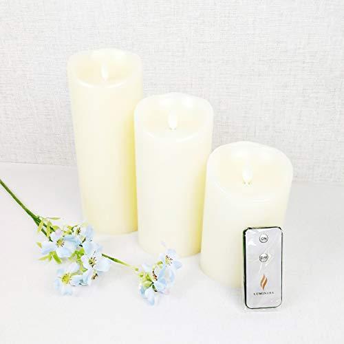 Luminara Flameless Candles – Amazing...