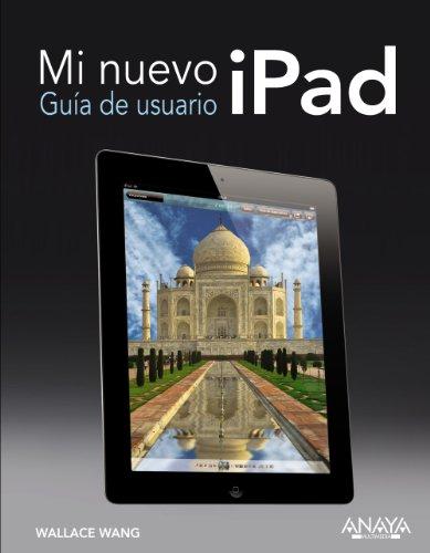 Mi nuevo iPad / My new iPad: Guía de usuario / Users Guide