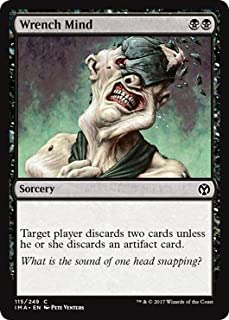 Wizards of the Coast Wrench Mind - Iconic Masters