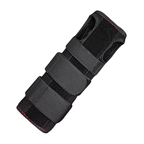 HEALLILY Wrist Brace Splint for Carpal Tunnel Adjustable Wrist Support Brace with Splints Arm Compression Hand Support for Injuries Wrist Pain Sprain Sports