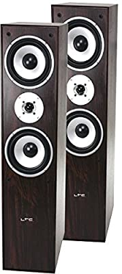 Modern 3-WAY BASS REFLEX SPEAKER HiFi living room 500W PAIR Bass Cabinets L766-WA from Hyundai MultiCAV