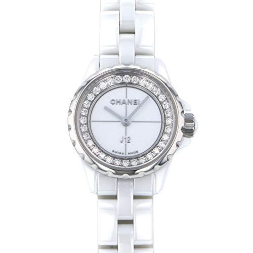 シャネル CHANEL J12 XS H5237 ホワイト文字盤 新品 腕時計 レディース (W170216) [並行輸入品]