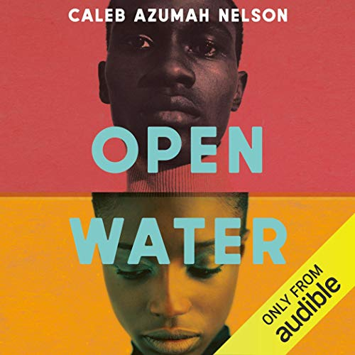 Open Water Audiobook By Caleb Azumah Nelson cover art