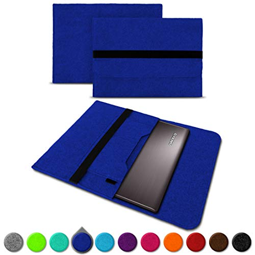 UC-Express Sleeve Hülle Lenovo ThinkPad X1 Carbon 2017/2018 14 Zoll Tasche Filz Notebook Cover Laptop Case, Farbe:Blau
