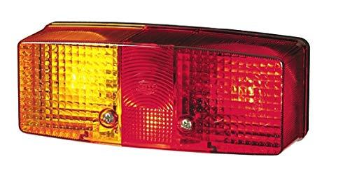 HELLA 2SE 997 111-021 Heckleuchte - P21W/R10W - 12V/24V - Anbau - Einbauort: rechts