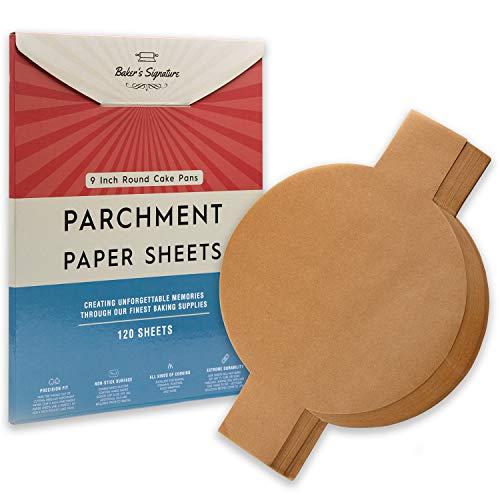 9 Inch Rounds  Parchment Paper