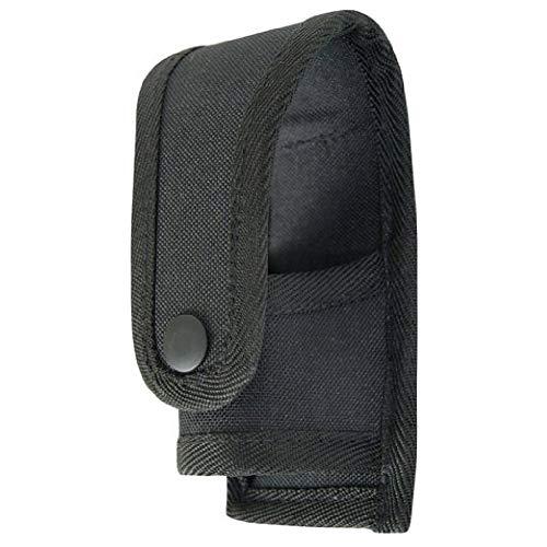 Outdoor Value Viper - Funda con botón para cargador o linterna en cinturón de seguridad