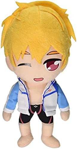 Great Eastern Free  8.5 Nagisa Plush Toy by Great Eastern