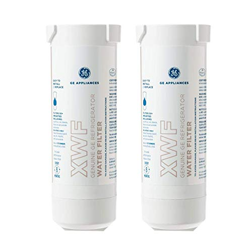 Filter XWF Replacement For GE XWF Water Filter (2 Pcs)