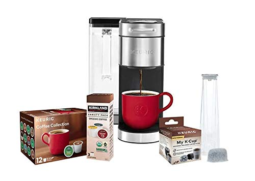 Keurig K-Supreme Plus C Single Serve Coffee Maker with 15 K-Cup Pods