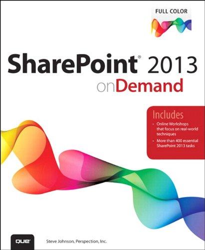 SharePoint 2013 on Demand (English Edition)