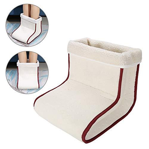 Massaggiatore plantare riscaldato - Scaldapiedi elettrico, scarponi riscaldabili per scarponcini, massaggiatore plantare
